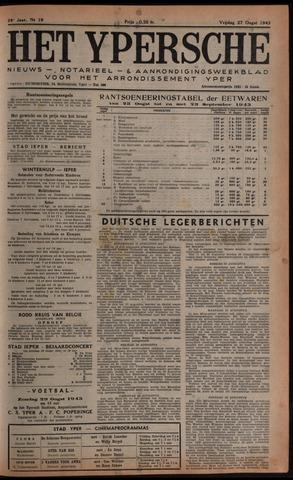Het Ypersch nieuws (1929-1971) 1943-08-27