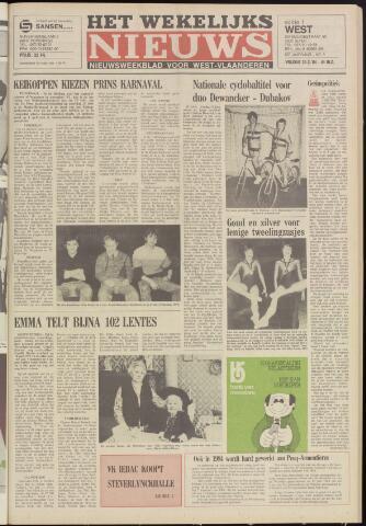 Het Wekelijks Nieuws (1946-1990) 1984-02-24