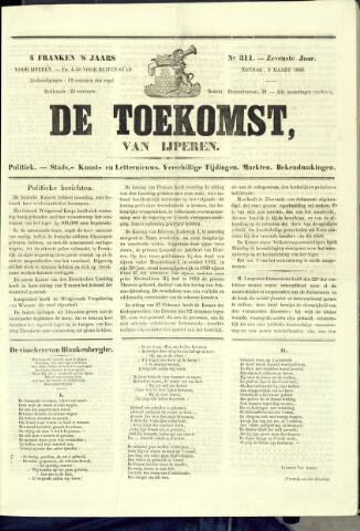 De Toekomst (1862 - 1894) 1868-03-08