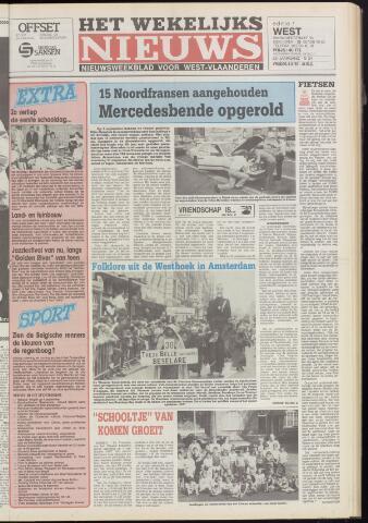 Het Wekelijks Nieuws (1946-1990) 1987-09-04