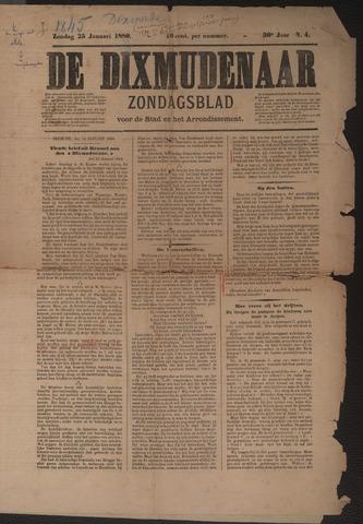 De Dixmudenaar 1880-01-25