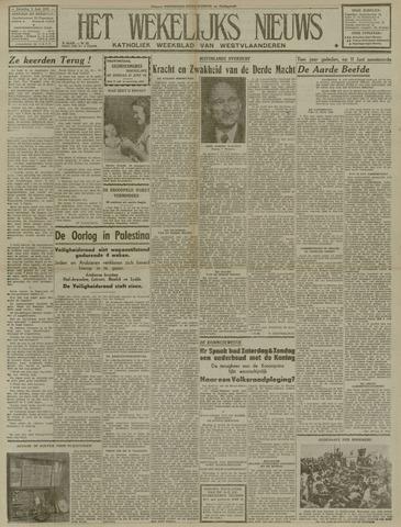 Het Wekelijks Nieuws (1946-1990) 1948-06-05
