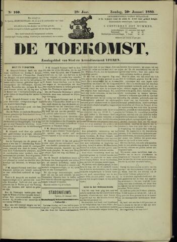 De Toekomst (1862 - 1894) 1889-01-20