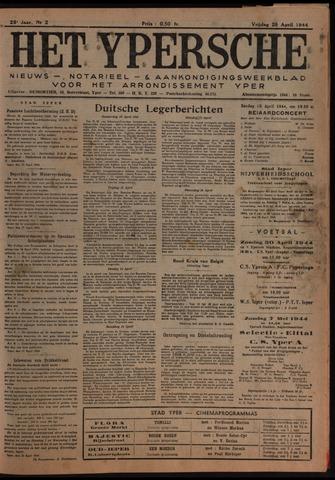 Het Ypersch nieuws (1929-1971) 1944-04-28