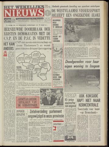 Het Wekelijks Nieuws (1946-1990) 1974-03-15