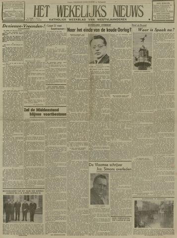 Het Wekelijks Nieuws (1946-1990) 1948-01-24