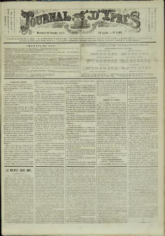 Journal d'Ypres (1874 - 1913) 1877-10-31