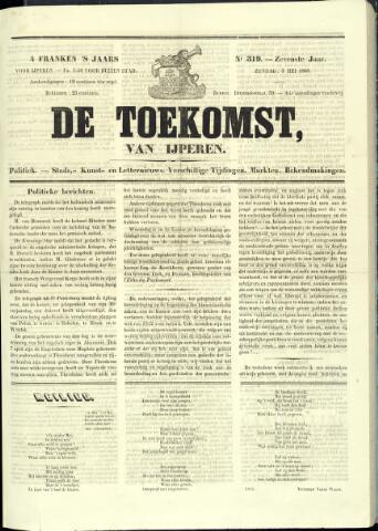 De Toekomst (1862 - 1894) 1868-05-05