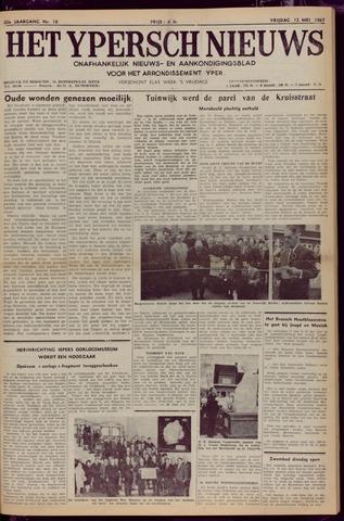 Het Ypersch nieuws (1929-1971) 1967-05-12