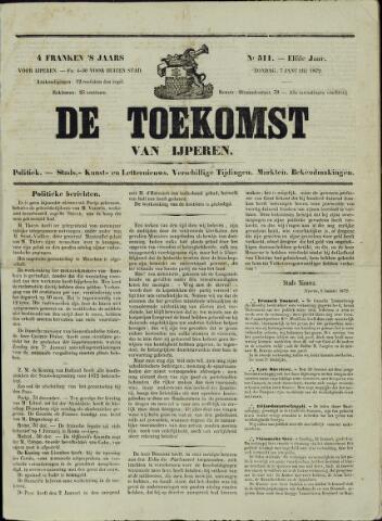 De Toekomst (1862 - 1894) 1872-01-07