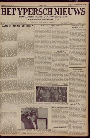 Het Ypersch nieuws (1929-1971) 1966-02-18