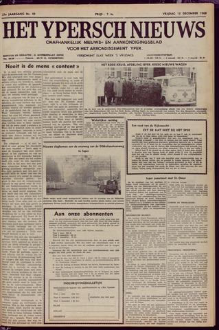 Het Ypersch nieuws (1929-1971) 1968-12-13