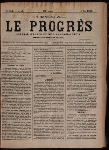 Le Progrès (1841-1914) 1879-05-08