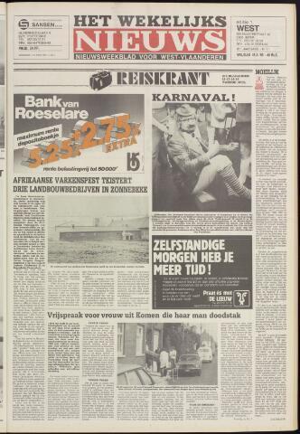 Het Wekelijks Nieuws (1946-1990) 1985-03-15
