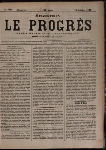 Le Progrès (1841-1914) 1879-10-19