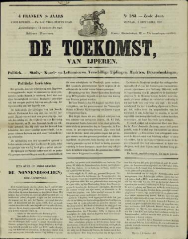 De Toekomst (1862 - 1894) 1867-09-02