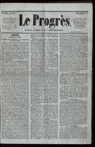 Le Progrès (1841-1914) 1847-05-06