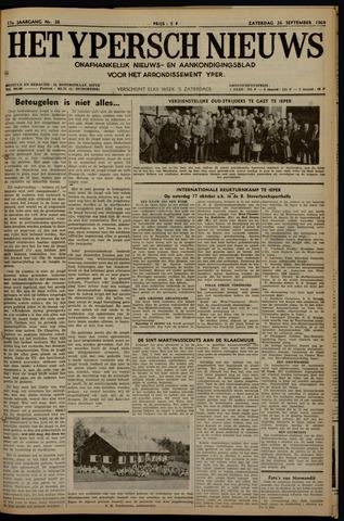 Het Ypersch nieuws (1929-1971) 1964-09-26