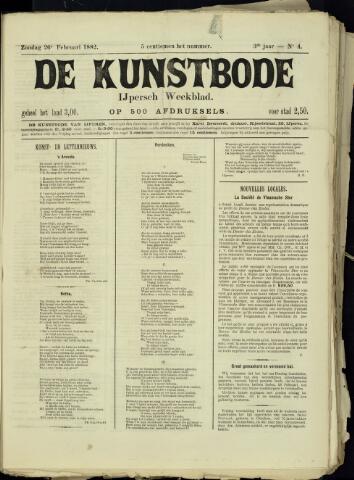 De Kunstbode (1880 - 1883) 1882-02-26