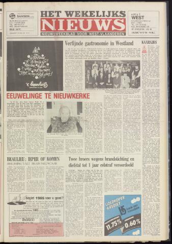 Het Wekelijks Nieuws (1946-1990) 1984-12-14