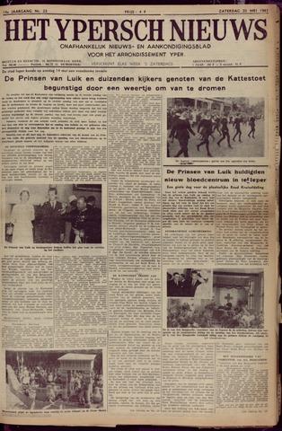 Het Ypersch nieuws (1929-1971) 1961-05-20