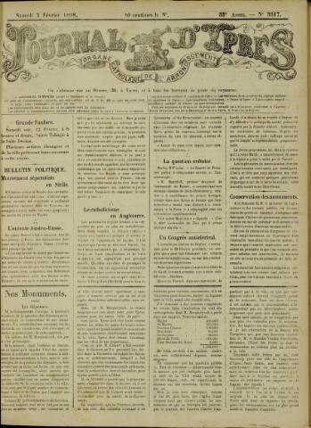 Journal d'Ypres (1874 - 1913) 1898-02-05