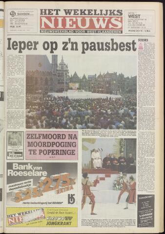 Het Wekelijks Nieuws (1946-1990) 1985-05-24