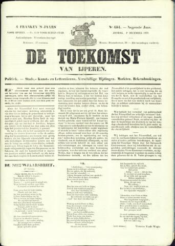 De Toekomst (1862 - 1894) 1870-12-04