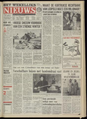 Het Wekelijks Nieuws (1946-1990) 1978-12-01