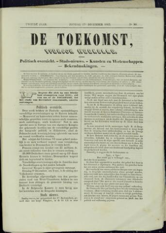 De Toekomst (1862 - 1894) 1863-12-13