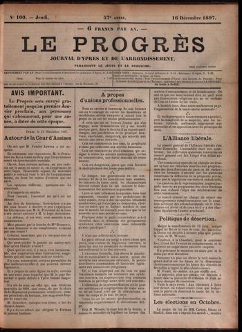 Le Progrès (1841-1914) 1897-12-16
