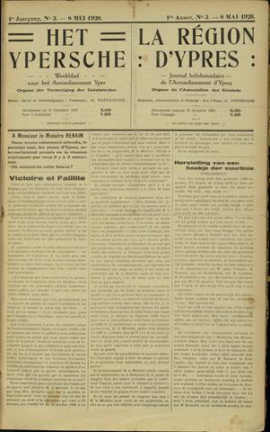 Het Ypersche (1925 - 1929) 1920-05-08