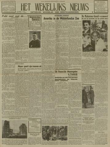 Het Wekelijks Nieuws (1946-1990) 1948-02-07