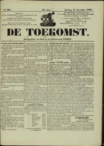 De Toekomst (1862 - 1894) 1889-11-03