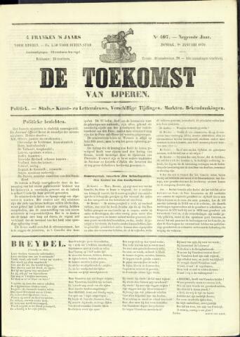 De Toekomst (1862 - 1894) 1870-01-09