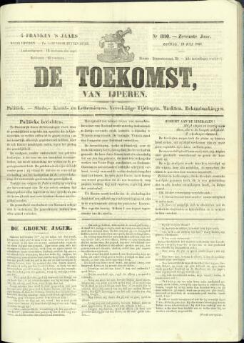 De Toekomst (1862 - 1894) 1868-07-19