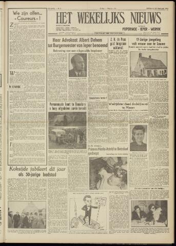 Het Wekelijks Nieuws (1946-1990) 1954-02-27