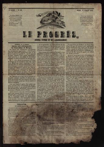 Le Progrès (1841-1914) 1841-07-15