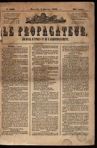 Le Propagateur (1818-1871) 1843