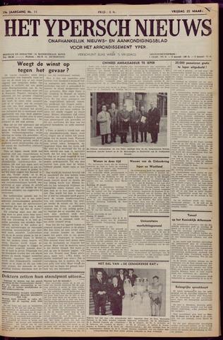 Het Ypersch nieuws (1929-1971) 1966-03-25