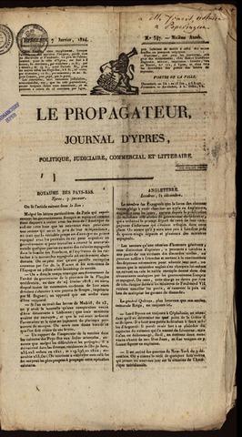 Le Propagateur (1818-1871) 1824