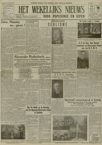 Het Wekelijks Nieuws (1946-1990) 1953-04-18