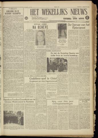 Het Wekelijks Nieuws (1946-1990) 1955-08-06