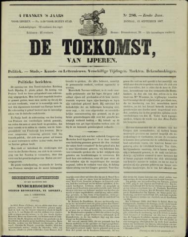 De Toekomst (1862 - 1894) 1867-09-15