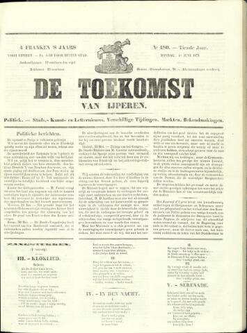 De Toekomst (1862 - 1894) 1871-06-04