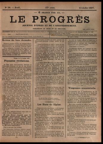 Le Progrès (1841-1914) 1897-07-15