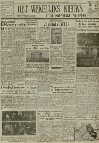 Het Wekelijks Nieuws (1946-1990) 1951-08-11