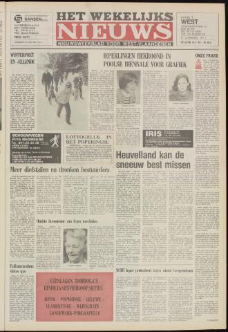 Het Wekelijks Nieuws (1946-1990) 1985-01-11