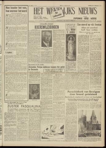Het Wekelijks Nieuws (1946-1990) 1954-02-13