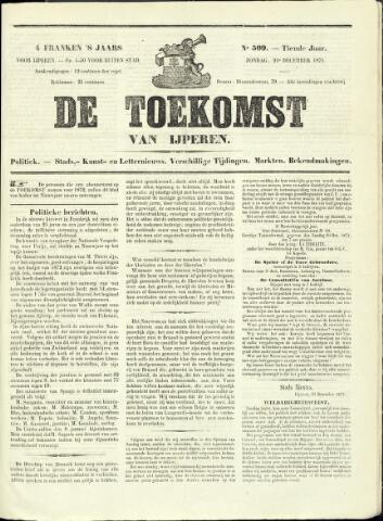 De Toekomst (1862 - 1894) 1871-12-24